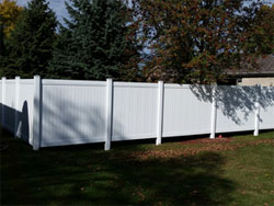 vinyl green bay fencing