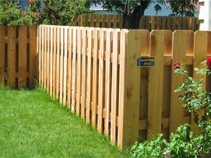 professional fence installation services