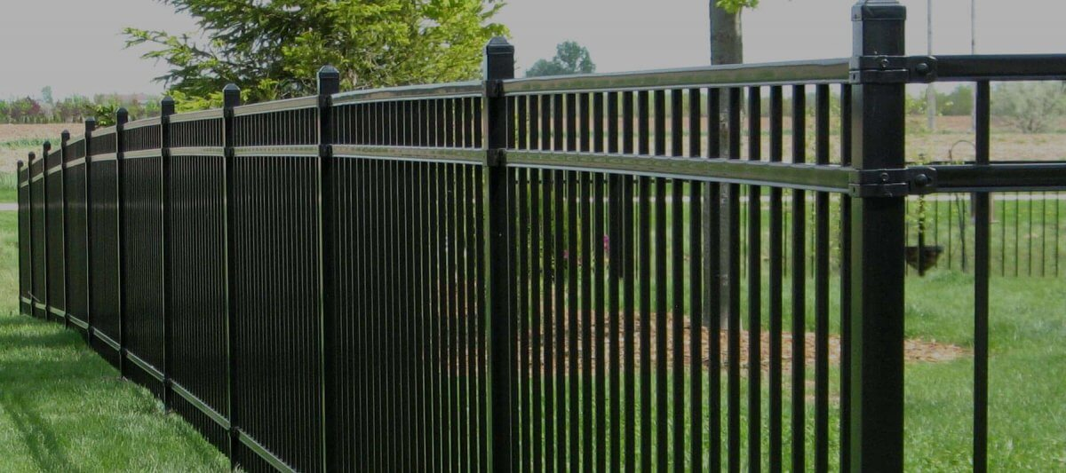 Wrought Iron Fence Services Northern Fence